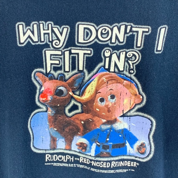 Hybrid & company Other - Hermie Dentist Rudolph Red Nosed Reindeer T Shirt